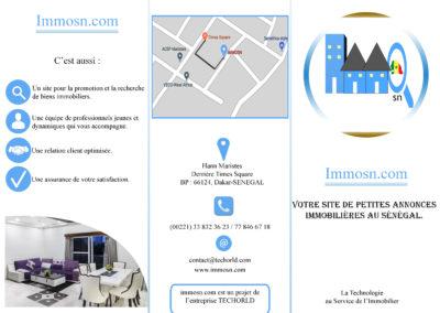 Brochure Immosn