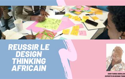Création du cours sur le Design Thinking